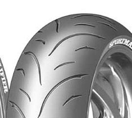 Dunlop Sportmax Qualifier 120/60 ZR17 55 W TL
