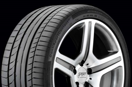 Continental SportContact 5P 225/45 R17 91 W FR MO Extended SSR