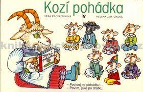 Věra Provazníková: Kozí pohádka cena od 56 Kč