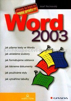 GRADA Word 2003 cena od 114 Kč