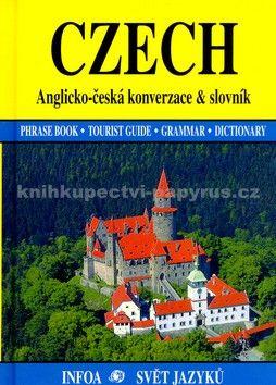 Kutalová Martina: Czech - Jazykový průvodce cena od 194 Kč