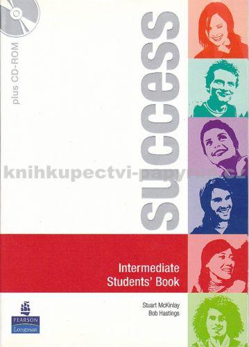 Success Intermediate - Student's Book with CD-ROM cena od 410 Kč
