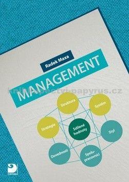 Maxa Radek: Management pro střední školy a vyšší odborné školy cena od 152 Kč