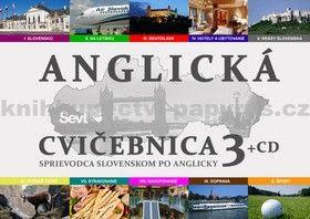 Miroslav Kadvolt, Gabriella Basnak, Stella Hoyle, Ivan Basnak: Anglická cvičebnica 3 cena od 508 Kč