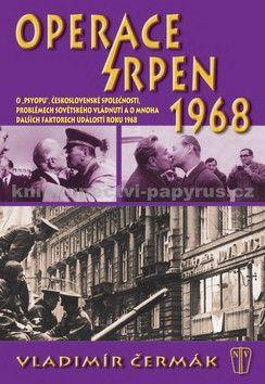 Vladimír Čermák: Operace srpen 1968 cena od 187 Kč
