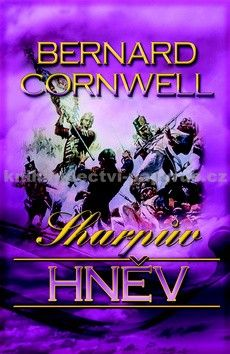 Bernard Cornwell: Sharpův hněv cena od 80 Kč