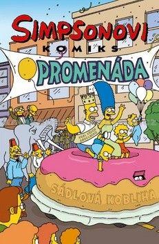 Matt Groening: Simpsonovi Promenáda cena od 227 Kč