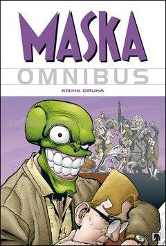 John Arcudi, Doug Mahnke: Maska Omnibus 2 cena od 623 Kč