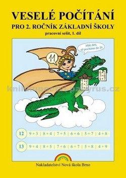 NOVÁ ŠKOLA Veselé počítání pro 2. ročník základní školy Praco cena od 48 Kč