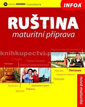 Karnějeva Ljudmila: Ruština - maturitní příprava cena od 257 Kč