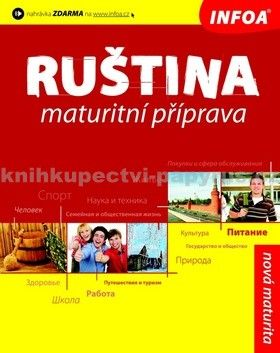 Ruština - maturitní příprava cena od 259 Kč