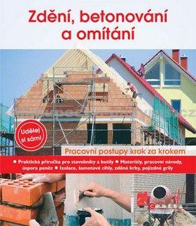 Max Direktor: Zdění, betonování a omítání cena od 143 Kč