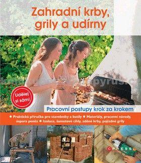 Stefan Winkelmeyr: Zahradní krby, grily a udírny cena od 138 Kč