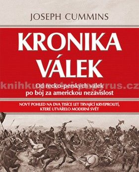 Joseph Cummins: Kronika válek cena od 524 Kč