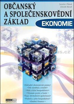 Zlámal Jar., Kolektiv: Ekonomie - Občanský a společenskovědní základ cena od 142 Kč