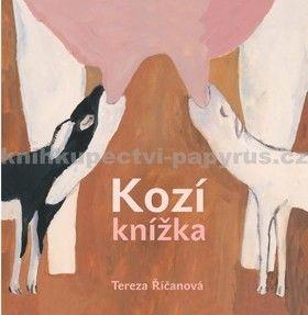 Tereza Říčanová: Kozí knížka cena od 98 Kč