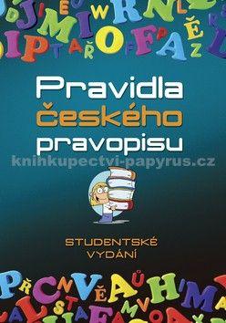 Ottovo nakladatelství Pravidla českého pravopisu cena od 73 Kč