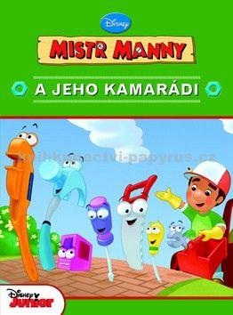 EGMONT Mistr Manny a jeho kamarádi cena od 119 Kč