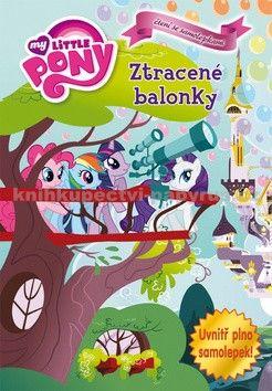 EGMONT My Little Pony Ztracené balonky cena od 89 Kč