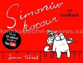 Simon Tofield: Simonův kocour na toulkách cena od 168 Kč