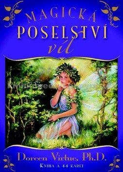 Doreen Virtue: Magická poselství víl cena od 246 Kč