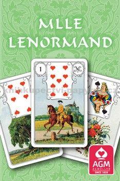 Synergie Mille Lenormand 36 vykládacích karet cena od 95 Kč