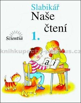 František Kábele, Vladimír Linc: Slabikář Naše čtení 1 cena od 169 Kč