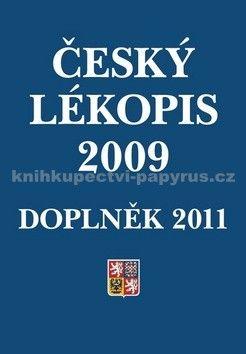 Ministerstvo zdravotnictví ČR: Český lékopis 2009 cena od 1825 Kč