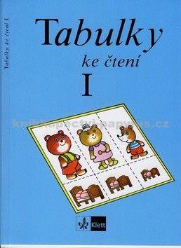 Vladimír Linc: Tabulky ke čtení I - 2. vydání cena od 208 Kč