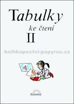 Vladimír Linc: Tabulky ke čtení II - 2. vydání cena od 189 Kč