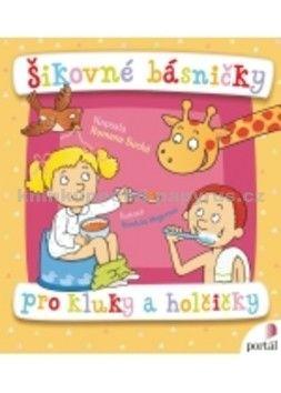 Romana Suchá: Šikovné básničky pro kluky a holčičky cena od 179 Kč