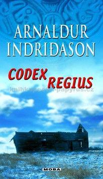 Arnaldur Indridason: Codex Regius cena od 79 Kč