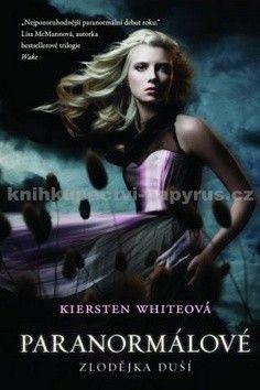 Kiersten White: Paranormálové 1 - Zlodějka duší (E-KNIHA) cena od 98 Kč