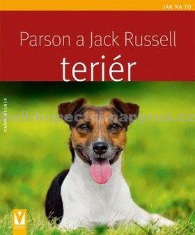 Karin Wegner: Parson a Jack Russell teriér cena od 81 Kč