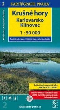 Kartografie PRAHA Krušné hory Karlovarsko cena od 62 Kč
