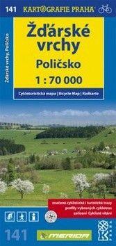 Kartografie PRAHA Žďárské vrchy cena od 54 Kč