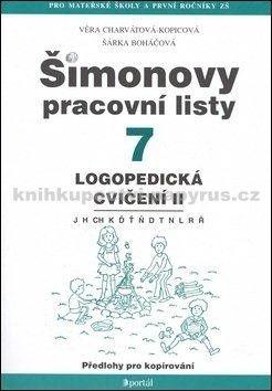 Věra Charvátová-Kopicová: Šimonovy pracovní listy 7 cena od 73 Kč