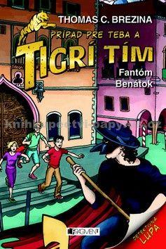 Thomas C. Brezina: Fantóm Benátok cena od 152 Kč
