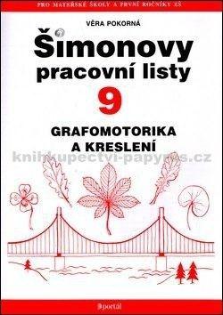 Věra Pokorná: Šimonovy pracovní listy 9 cena od 84 Kč