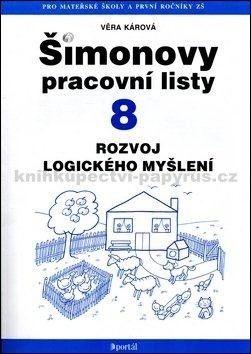 Věra Kárová: Šimonovy pracovní listy 8 cena od 96 Kč
