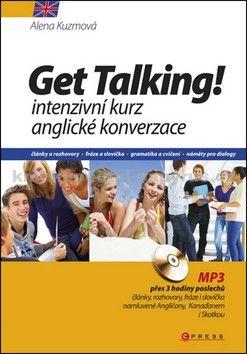 Alena Kuzmová: Get Talking! cena od 312 Kč