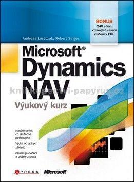 Andreas Luszczak, Robert Singer: Microsoft Dynamics NAV cena od 389 Kč