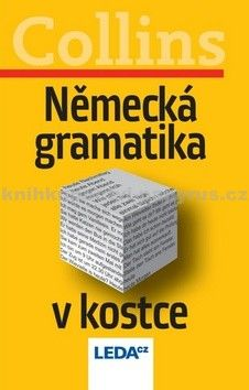 Collins Harper: Německá gramatika v kostce cena od 122 Kč