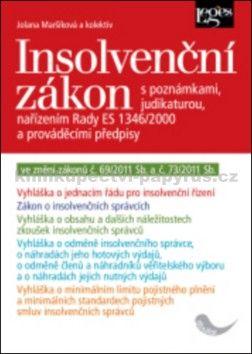 Leges Insolvenční zákon cena od 832 Kč