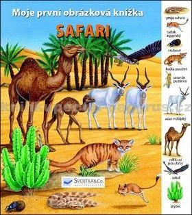 Safari Moje první obrázková knížka cena od 0 Kč