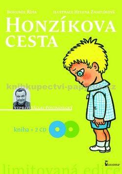 Bohumil Říha, Helena Zmatlíková: Honzíkova cesta + 2CD cena od 0 Kč