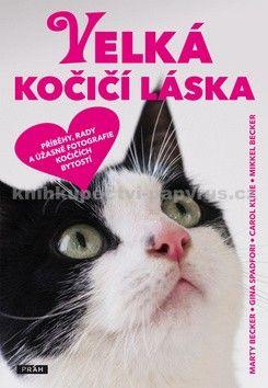 Marty Becker: Velká kočičí láska cena od 348 Kč