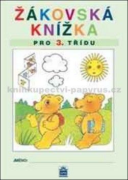 SPN-pedagogické nakladatelství Žákovská knížka pro 3. třídu cena od 15 Kč
