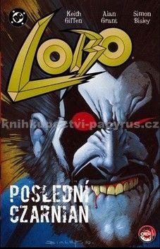Grant Allan, Giffen Keith: Lobo - Poslední czarnian cena od 192 Kč