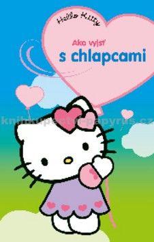 EGMONT Hello Kitty Ako s chlapcami cena od 79 Kč